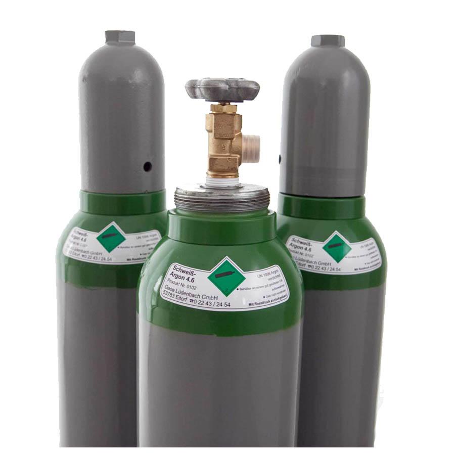 FABRIKNEUE-Gasflasche-10-Liter-Schweissgas-Argon-4-6-Schutzgas-WIG-Argonflasche