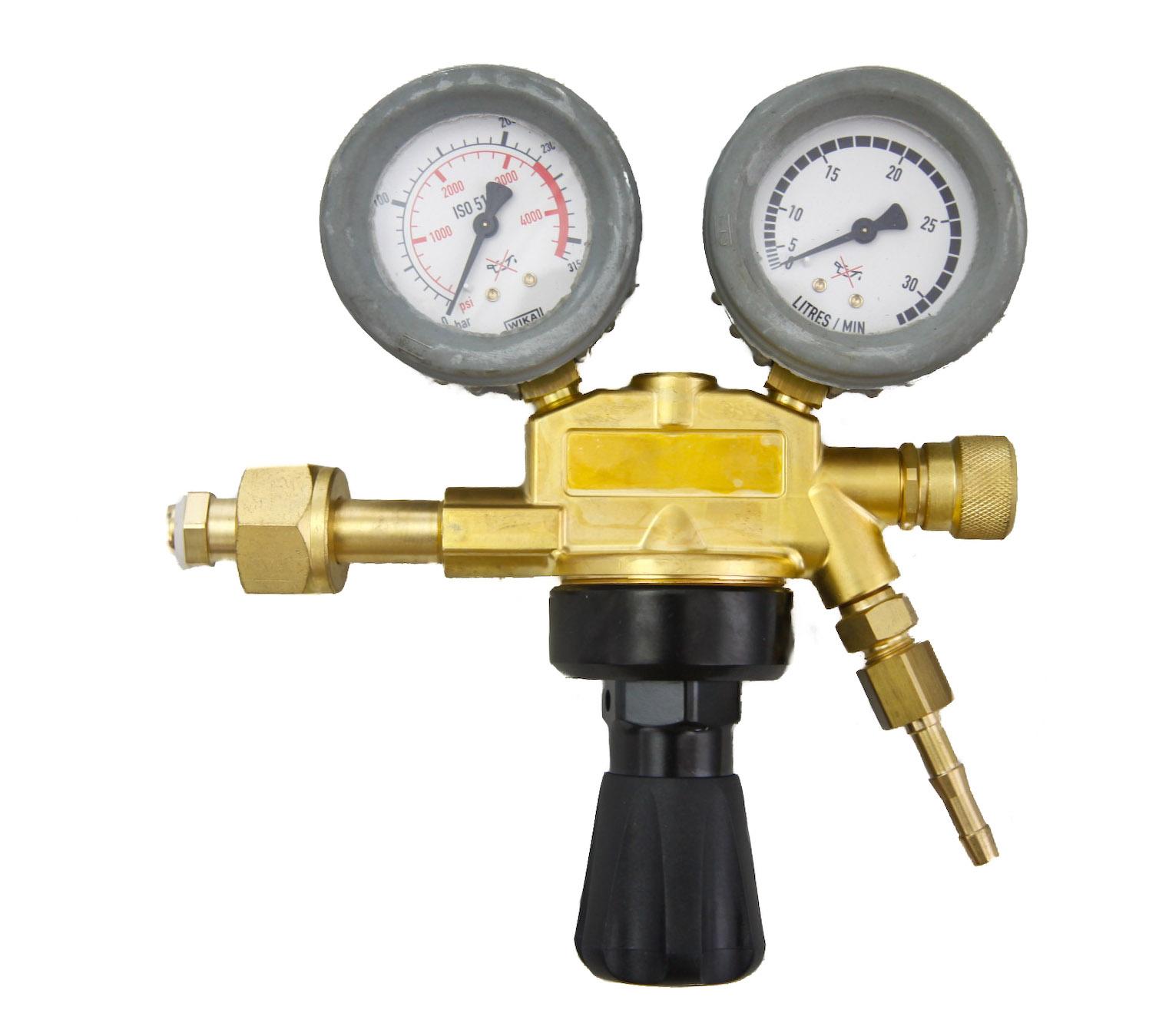 Druckminderer-Argon-Schutzgas-CO2-Sauerstoff-Acetylen-oder-Stickstoff