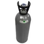 Kaufflasche Kohlensäure 10 kg kurz gefüllt