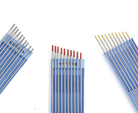 Wolframelektroden GRAU/ROT/GOLD 1,0/1,6/2,4 mm 10er Pack