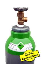 Schutzgas 10 Liter  fabrikneu